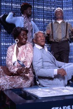 "A Stand-Up Guy: See What Redd Foxx Risked For LaWanda ""Esther"" Page  Redd Foxx did a really risky, yet honorable thing for his friend LaWanda Page (Aunt Esther) back in the day. To understand why he did it, you have to first understand their history together. Redd and LaWanda were really close friends in real life, long before they were comedians. They were friends since their pre-teen years and they attended the same high school in St. Louis."