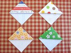 折り紙で簡単ブックマーカー!三角しおりの作り方 | 美ビッド スマイル Presented by Kanebo Cosmetics