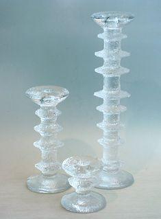Festivo Art Of Glass, Alvar Aalto, Candle Holders, Candles, Vintage, Design, Products, Festivus, Porta Velas