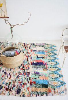 Crush : le tapis berbère