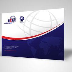 Renovando a identidade da empresa, a Antosergio contou com o serviço da FIRE Mídia na criação da nova papelaria institucional.  http://firemidia.com.br/portfolios/identidade-antosergio/