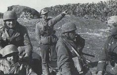 WWII. 1942. Summer. The Germans are advancing in the Caucasus. ========================  WWII. 1942. Лето. Немцы наступают на Кавказе.