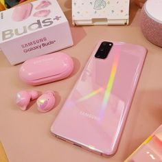 Kawaii Phone Case, Cute Phone Cases, Iphone Cases, Phone Cases Samsung, Bling Phone Cases, Telephone Iphone, Fingerprint Id, Smartphone, Pink Galaxy