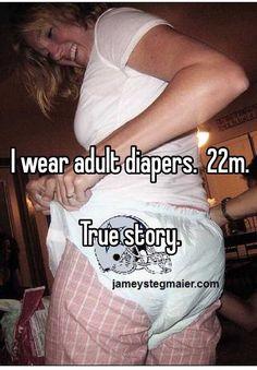 Daily stories Erotic diaper