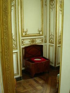 Palace of Versailles ~ commode