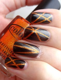 Brit Nails: October 2012