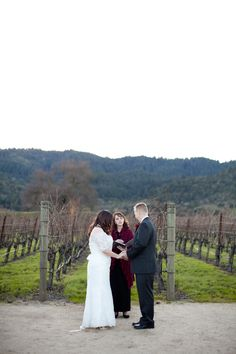 Wine For Two: A Napa Valley Elopement — The Lovely Bay    Photo by Megan Clouse    {elopement, private wedding, napa, bay area, winery, wedding}
