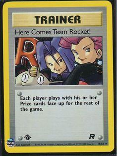 Serebii.net TCG Team Rocket - #15 Here Comes Team Rocket