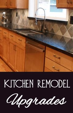 When remodeling a kitchen, many people spend hours deciding on the aesthetic choices - the color of the countertops or the style of cabinet doors.  What should be more important that aesthetics is the function of your kitchen.  Consider these functional upgrades for your kitchen when remodeling.