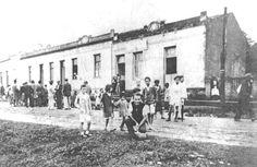 Década de 50 - Primeiro cartório, imobiliária e Loja Nipônica no bairro de Itaquera.