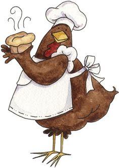 chicken baker Mais