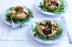 Portobello gevuld met gorgonzola - Recept - Allerhande