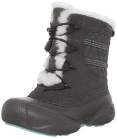 Toddler//Little Kid//Big Kid Own Shoe Snow Boots for Boys and Girls Fur Lined Ultra Warm Winter Shoes