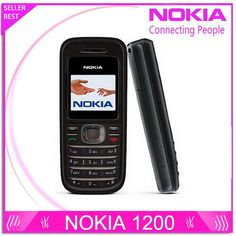 Discount Up to 1208 Original Cellular Nokia 1208 Cheap phones GSM unlocked phone refurbished . Phones For Sale, Cheap Phones, Radios, Refurbished Phones, Nokia 1, Unlocked Phones, Smartphone, The Originals, Stuff To Buy