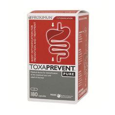 Froximun Toxaprevent Medi Pure, Bio-Practica, 180 capsules