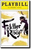 #6: Opening Night Color Cover Playbill from Fiddler on the Roof at the Broadway Theatre starring Danny Burstein Jessica Hecht Adam Kantor Alix Korey Music by Jerry Bock  Lyrics by Sheldon Harnick and Book by Joseph Stein http://ift.tt/2c0uf8l https://youtu.be/3A2NV6jAuzc