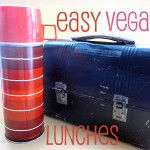 Easy Vegan Packed Lunch Ideas