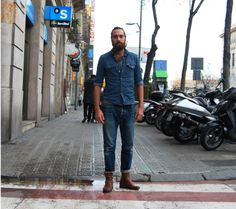 Rayas y Cuadros: Blog de Moda Masculina: Experiencia Rushmore (II)