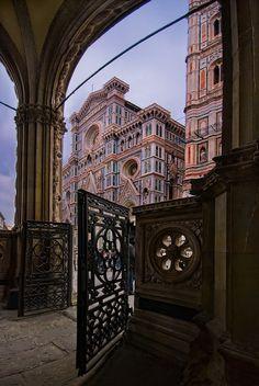 Florence Cathedral (by Maria Bolshakova), Florence province of Florence , Tuscany region Italy