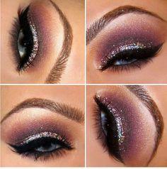 Maquillaje para Navidad. Descubre muchos estilos en... http://www.1001consejos.com/maquillaje-para-cena-formal/