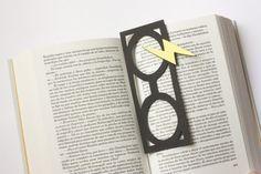 """DIY / Punto de libro """"Harry Potter"""""""