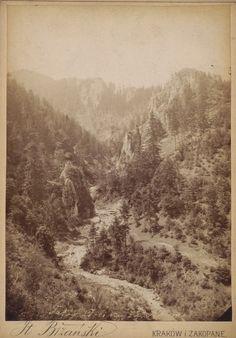 S. Bizański, Tatry. Dolina za Bramką