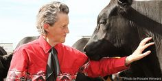 Temple Grandin, because she used her differences to help her to become successful rather than stop her from trying.
