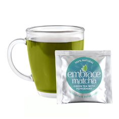 embrace matcha - Green Tea with Peppermint 10 x 1g sachets (Free UK Delivery), £9.99 (http://www.embracematcha.com/green-tea-with-peppermint-10-x-1g-sachets-free-uk-delivery/)