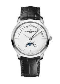 DAILY WATCH: Vacheron Constantin Patrimony Moon Phase and Retrograde Date