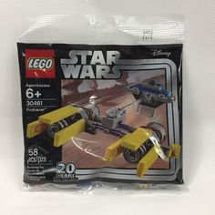 RETIRED LEGO Star Wars 30461 Podracer 20th Anniversary NEW in Poly Bag