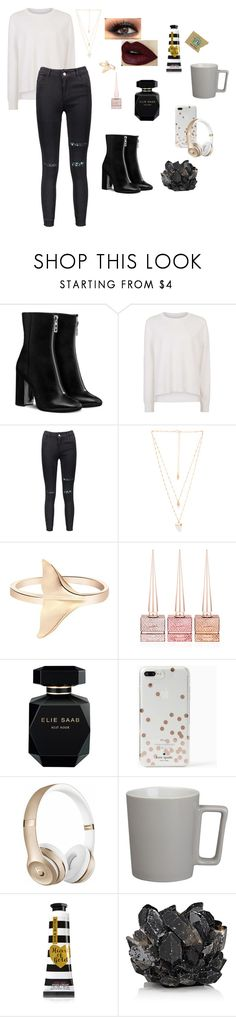 """1st Show~WM"" by gravityfallsgirl33 ❤ liked on Polyvore featuring Sweaty Betty, Natalie B, Christian Louboutin, Elie Saab, Kate Spade, Beats by Dr. Dre, CB2 and McCoy Design"
