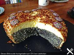 Chefkoch.de Rezept: Illes super schneller Mohnkuchen ohne Boden mit…