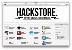 Similar to the Cydia app store for Apple's iOS mobile devices, the HackStore allows permission for any mac developers to distribute their own applications without having to seek Apple's approval. Fedotov encourages developers to submit their apps for distribution within the app store without Apple's restrictions.