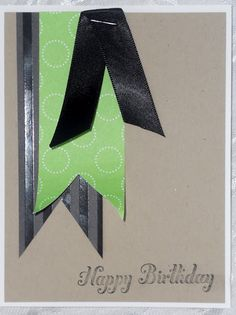 Stampin' and Scrappin' Val: Making banners