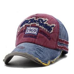 1969 Baseball Cap - Primo Blue