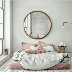 Girl Room Decor Ideas - How can I clean my room in 5 minutes? Girl Room Decor Ideas - How can I clean my room in 1 minute? Bedroom Inspo, Home Bedroom, Bedroom Decor, Bedroom Ideas, Bedroom Inspiration, Mirror Bedroom, Design Bedroom, Kids Bedroom, Travel Bedroom