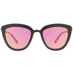d2efb662bf LILY - MATTE BLACK + PINK MIRROR POLARIZED Pink Mirror