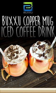 Refreshing Recipe By Buxxu-Refreshing Recipe By Buxxu- Buxxu offers a hip and interesting spin on the Moscow Mule and the copper mug it rode in on.  $39.99 only on amazon.com http://astore.amazon.com/pinad0c-20