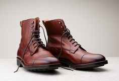 8e89890c29a08 64 last — rosewood country calf with rugged ridgeway soles Bottes
