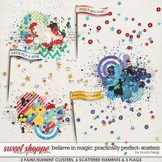 Believe in Magic: Pr