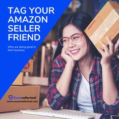 TAG YOUR AMAZON SELLER FRIEN, who are doing great in their business.  Visit us at www.ecomsellertool.com  Follow us @ecomsellertool Follow us @ecomsellertool - - - - - - - - - #amazon #amazonprime #amazonfbatips #amazonsellers #amazonfbalife #amazonfbaseller #amazonfbaexpert #amazonsellersofinstagram #amazonbusiness #amazonseller #amazonfbaus #amazonproducttesters #amazonsellersclub Warehouse Management, Amazon Advertising, Ecommerce Software, Amazon Fulfillment Center, Supply Chain Management, Amazon Seller, Amazon Fba, Business, Store