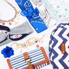 Want to copy what we have in our bag? Shop Claire's!