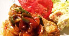 ポークチャップ by ニコたむ [クックパッド] 簡単おいしいみんなのレシピが249万品