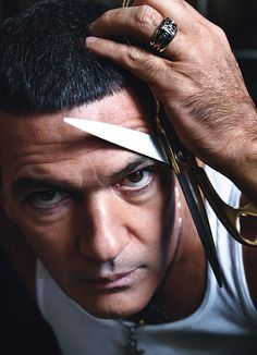 BEST PERFORMANCES by Mario Sorrenti for Wmagazine.com ANTONIO BANDERAS IN THE SKIN I LIVE IN