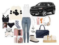 """""""Start Again"""" by vampirelover06 ❤ liked on Polyvore featuring Michael Kors, Topshop, UGG Australia, Uniqlo, Frame Denim, The Bradford Exchange, adidas, Deux Lux, Belk & Co. and Charter Club"""