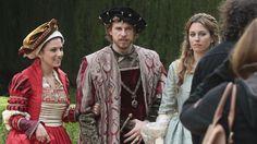 El rodaje de 'Carlos, Rey Emperador', en imágenes « Ahora Granada