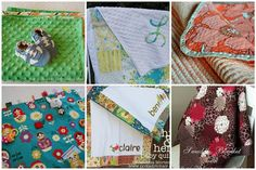 October 19 ~ Mama & Baby Essentials Tutorial Round-Up + Hasenpfeffer Incorporated Giveaway « Sew,Mama,Sew! Blog