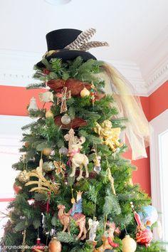 Christmas Tree Topper - Interesting???