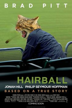"""""""Hairball"""" 
