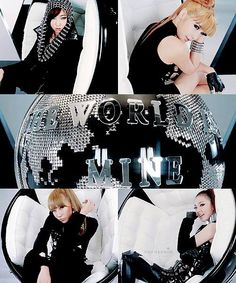 The biggest KPOP fashion store in the world -- kpopcity.net !! 2ne1 I Am the Best!